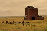 a resignation cover